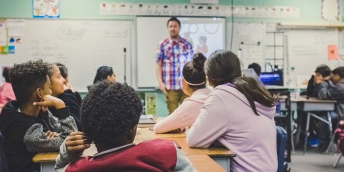 A day in the life of a supply teacher